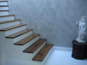 Artifabro Scari Iasi | Placare trepte lemn 2