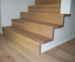 Artifabro Scari Iasi | Placare trepte lemn 5