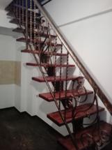 balustrada fier forjat 65-artifabro iasi